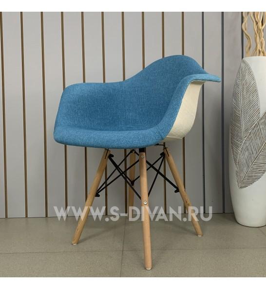 Кресло с подлокотниками в стиле EAMES